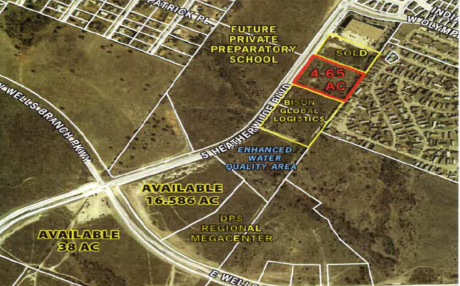 4.65 AC Industrial Site