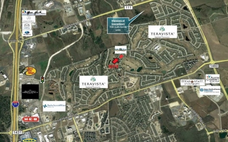 1.14 AC - Teravista - Medical / Professional Office Site