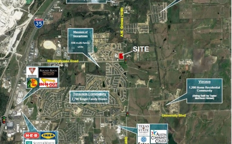 ±4.432 AC Retail/Office Site