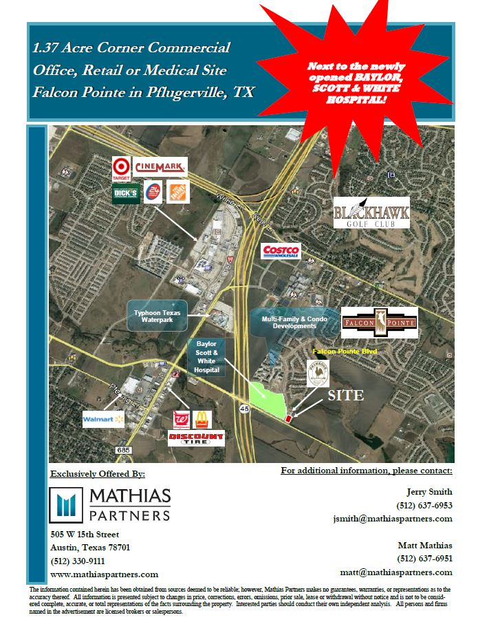 Mathias Partners | Properties | Commercial Real Estate in